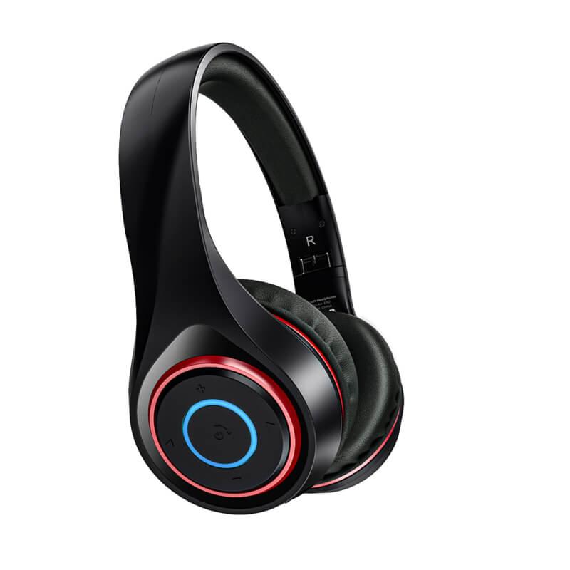 Blitzwolf vezeték nélküli Bluetooth5.0 fejhallgató/headset AA-ER2 - Fekete