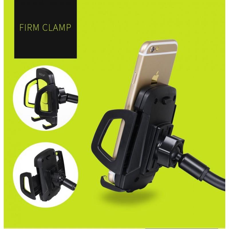 GOLF autós telefontartó GF-CH07 - Fekete