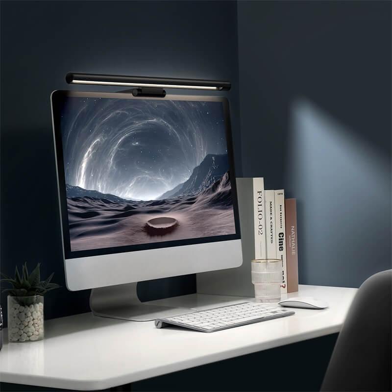 Baseus i-work LED USB Pro lámpa monitorhoz - Fekete