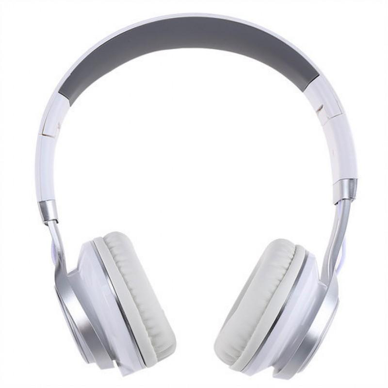 Extra Bass Fejhallgató/Headset  EP16 - Fehér/Ezüst
