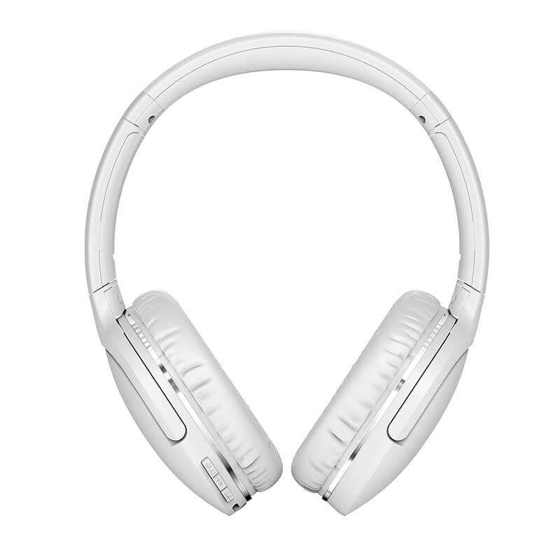 Baseus Encok vezeték nélküli Bluetooth fejhallgató D02 Pro - Fehér