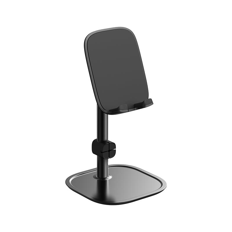 Baseus asztali telefon-tablet tartó - Fekete