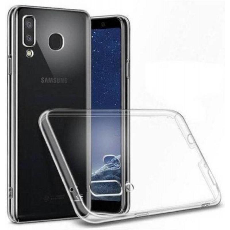 Samsung Galaxy A50/A50s/A30s Ultra Slim szilikon tok