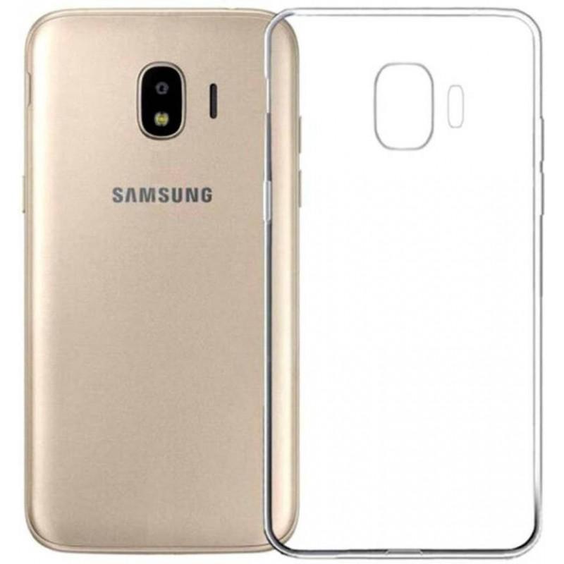 Samsung Galaxy J4 Ultra slim szilikon védőtok