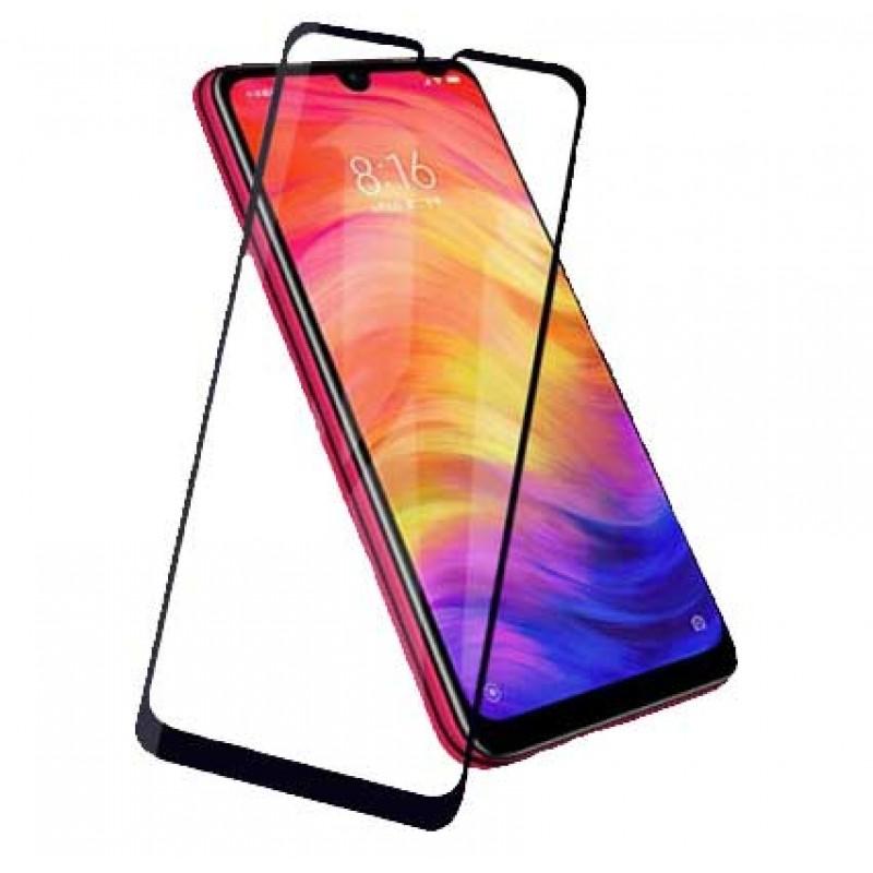 Xiaomi Redmi 8A edge to edge üveglap - Fekete