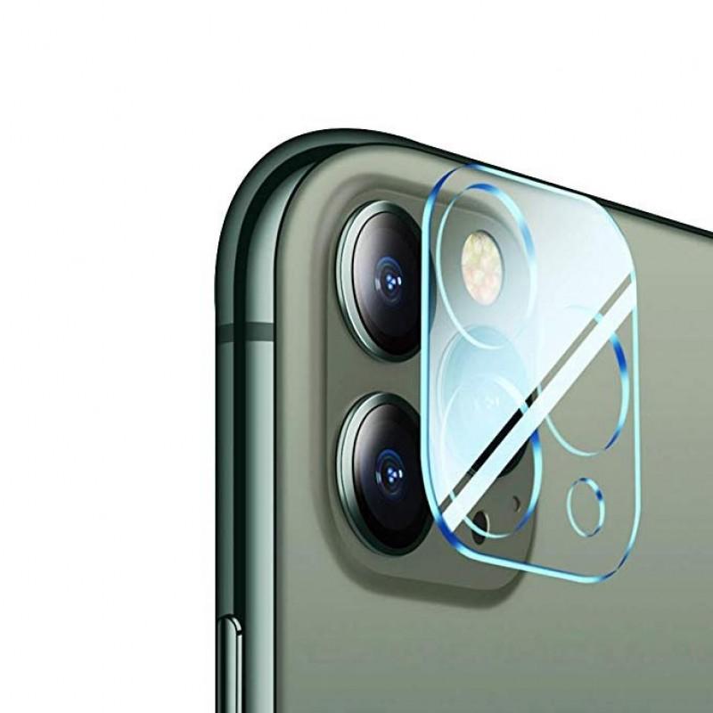 iPhone 11 Pro/Pro Max kamera lencsevédő üvegfó...