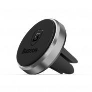 Baseus Mount mágneses autós telefontartó szellőzőrácsra - Fekete