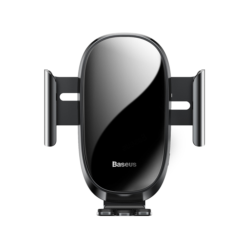 Baseus Smart automata telefontartó szellőzőrácsra - Fekete