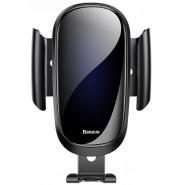 Future autós telefontartó szellőzőrácsra Baseus - Fekete
