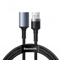 Cafule USB3.0/USB3.0 átalakító kábel 2A 1m Baseus - Sötét szürke