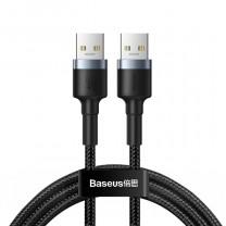 Cafule A típusú USB3.0 / USB3.0 átalakító kábel 2A 1m Baseus - Sötét szürke