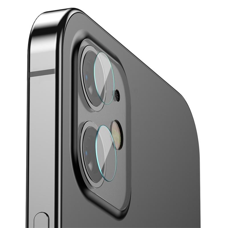 Baseus iPhone 12 Mini /12 kamera védőlencse 0,25mm (2db/cs.)