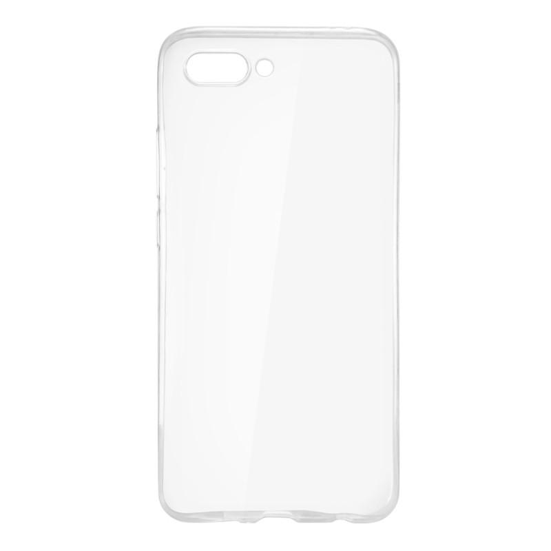 Huawei Honor 10 Ultra slim szilikon védőtok - Átlátszó