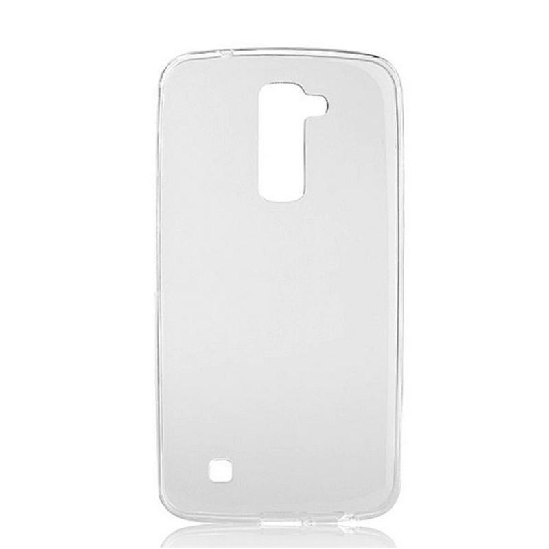 LG K4 Ultra slim szilikon védőtok