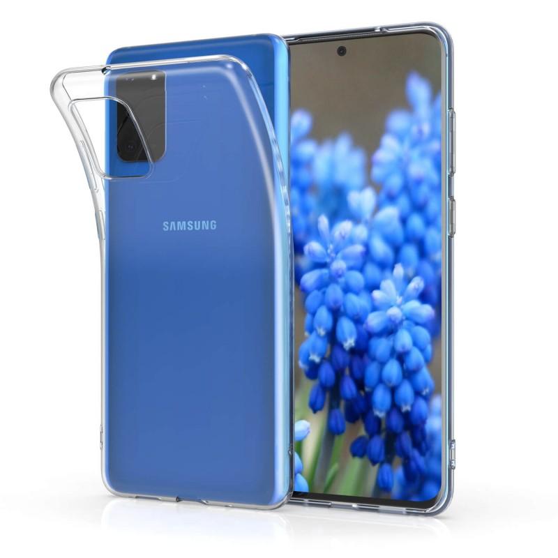 Samsung Galaxy S20 FE Ultra slim szilikon védőtok