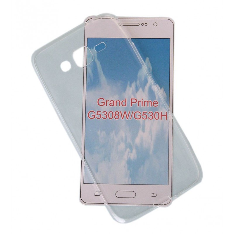 Samsung Galaxy Core Prime Ultra slim szilikon védőtok