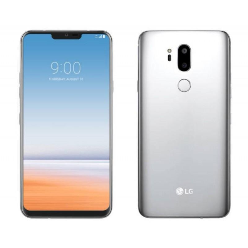 LG G7 Ultra slim szilikon védőtok - Átlátszó