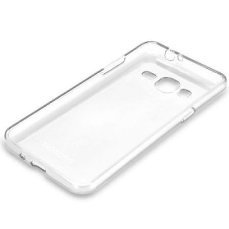 Huawei Mate10 Pro Ultra slim szilikon védőtok - Átlátszó