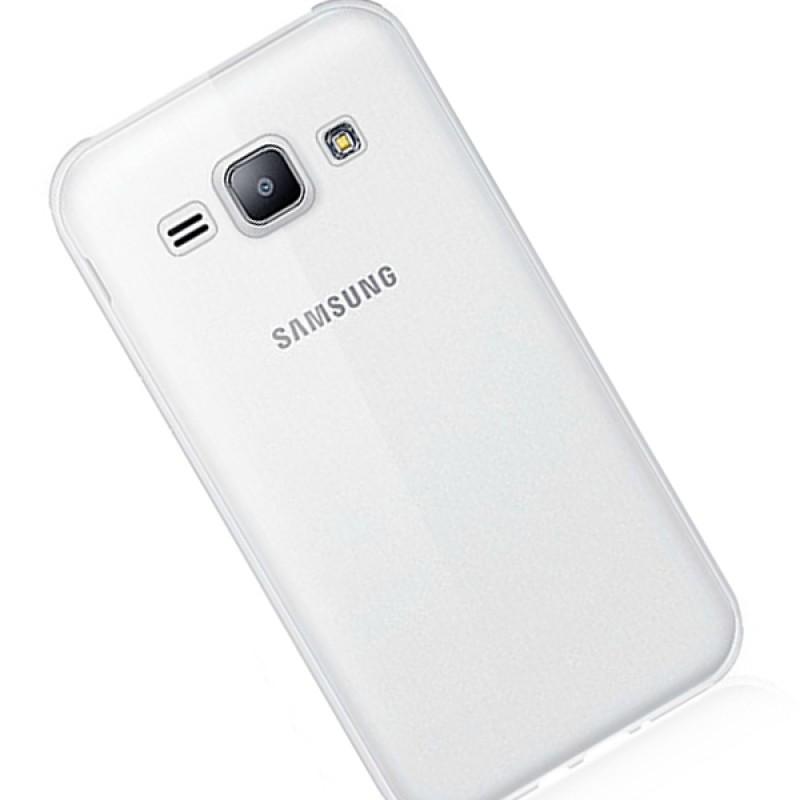Samsung Galaxy J5 Ultra slim szilikon védőtok