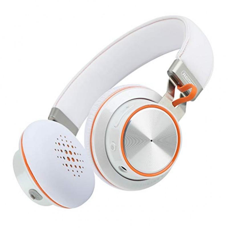 RB-195HB Bluetooth Fejhallgató/Headset Remax - Fehér