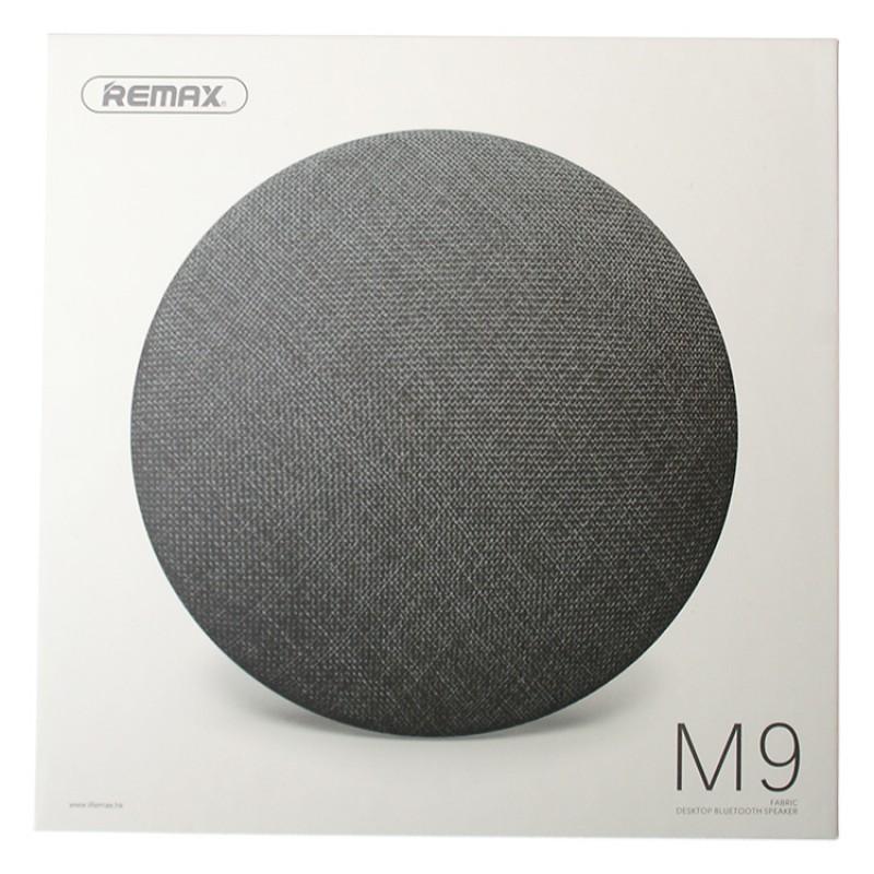 Remax RM-M9 Bluetooth hordozható hangszóró - Fehér