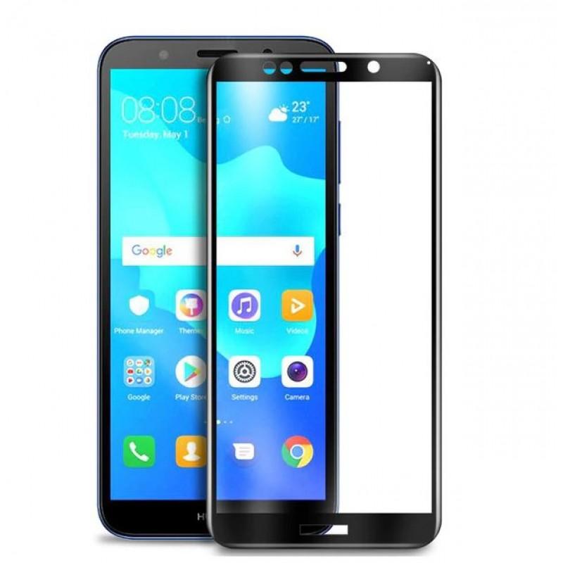 Huawei Y5 - 2018 kijelzővédő üveglap - 0,33mm