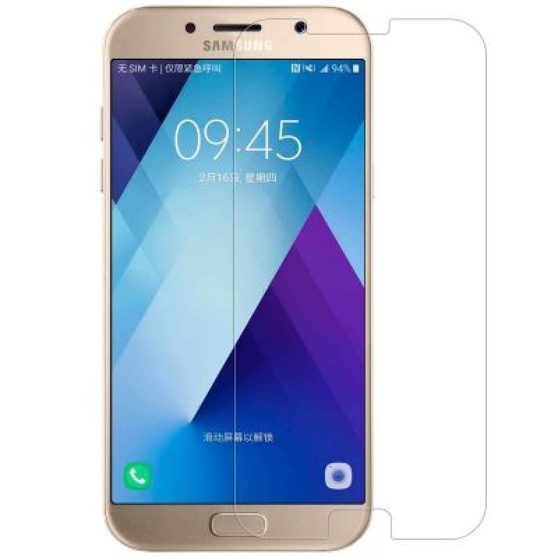 Samsung Galaxy A7 kijelzővédő üveglap - 0,33mm