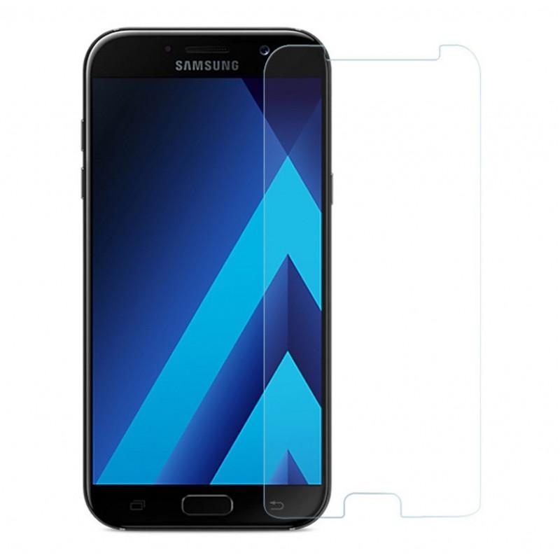 Samsung Galaxy A7-2017 kijelzővédő üveglap - 0,33mm
