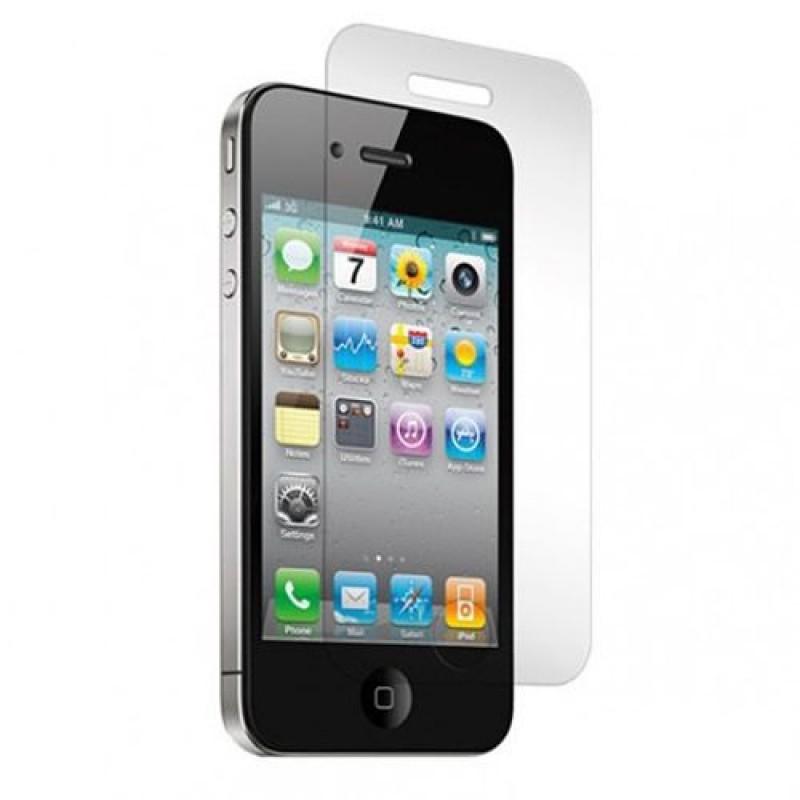 iPhone 4/4S kijelzővédő üveglap 0,33mm