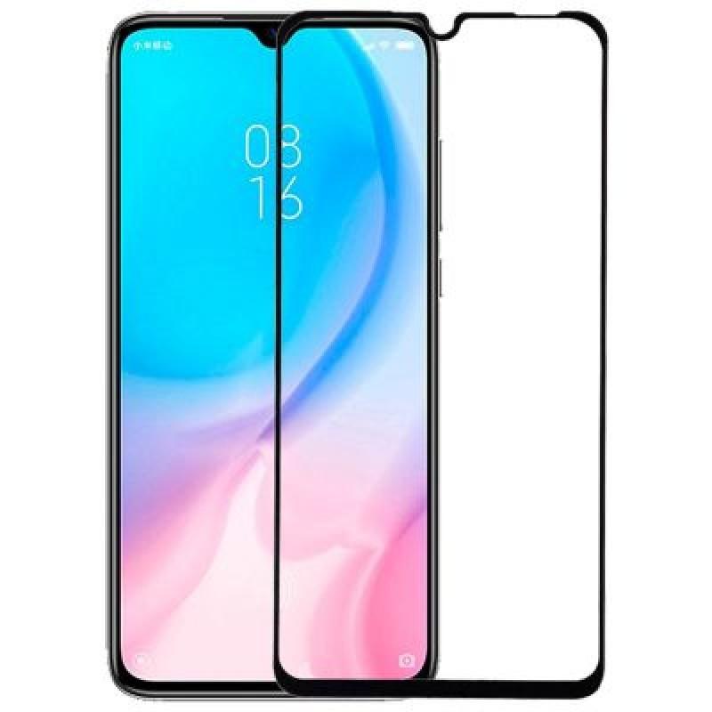 Xiaomi Mi 9 Lite Edge to Edge üveglap - Fekete