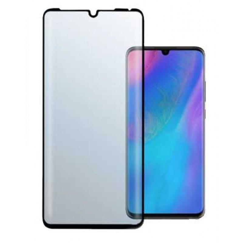 Samsung G. S20 Plus - Full Glue kijelzővédő üveglap - Fekete