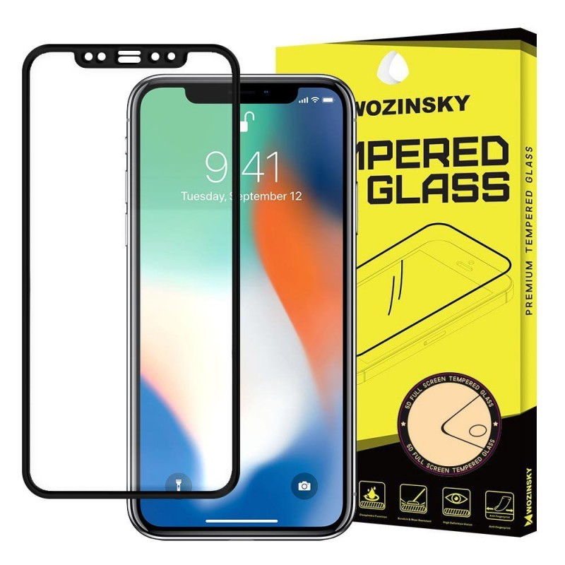 iPhone 12 Mini Full Glue üvegfólia Wozinsky - Fe...