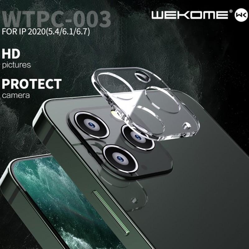 Kamera lencsevédő üvegfólia iPhone 12 Mini (5,...