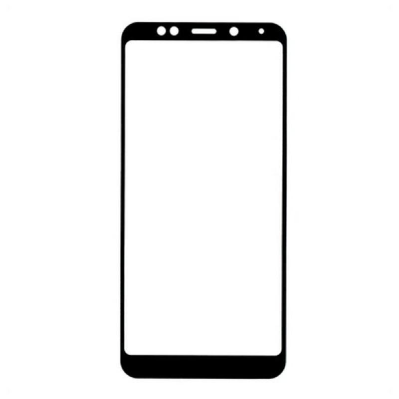 Xiaomi Redmi 5 Plus Full Glue kijelzővédő üveglap - Fekete