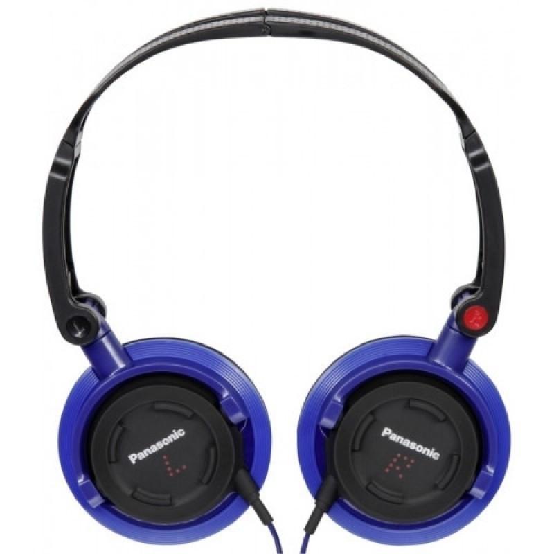 Panasonic RP-DJS150E-W DJ fejhallgató - Fekete