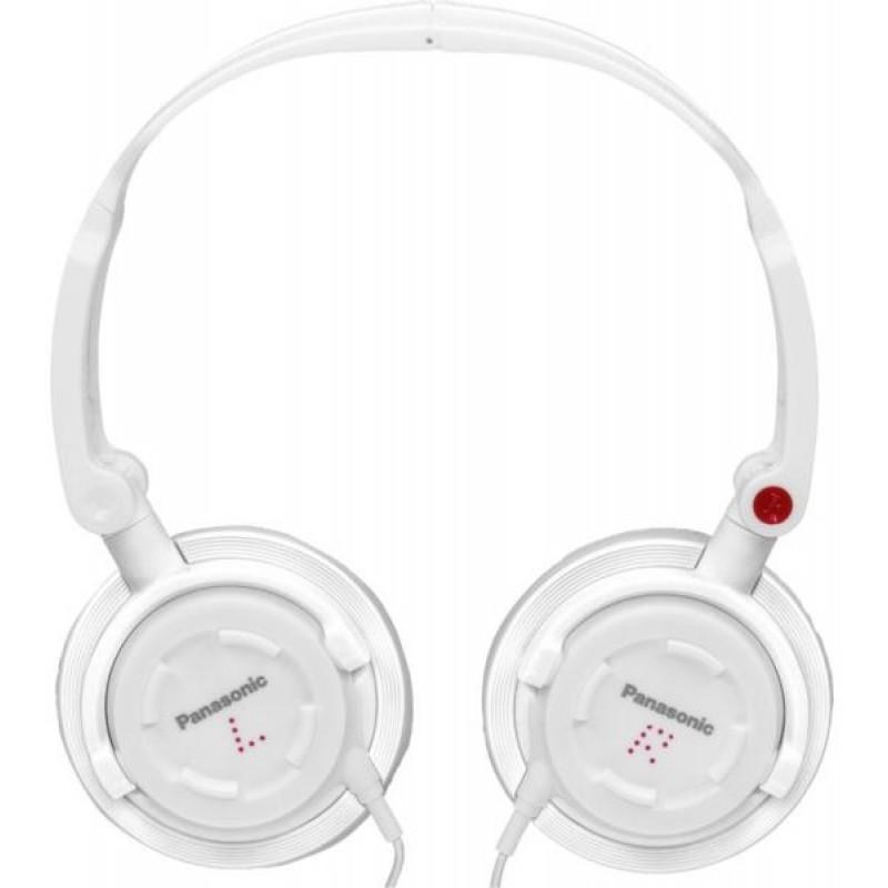 Panasonic RP-DJS150E-W DJ fejhallgató - Fehér